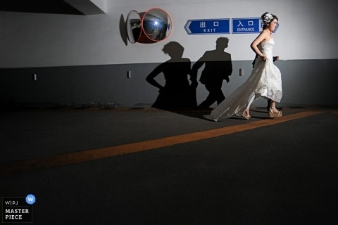 Wedding Photographer Feng Zhe of Shanghai, China