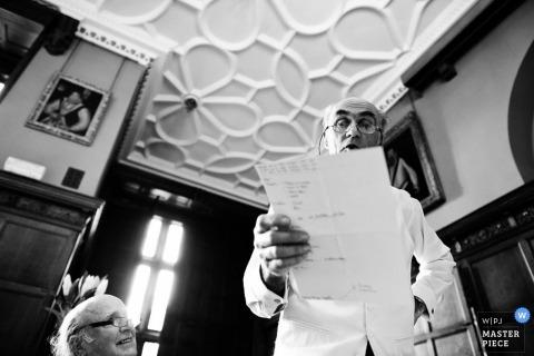Wedding Photographer Mark Wallis of Derbyshire, United Kingdom