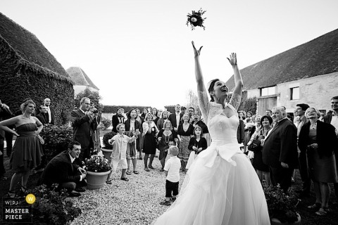 Huwelijksfotograaf Marie-Eve Bergère Beaumont,, Frankrijk
