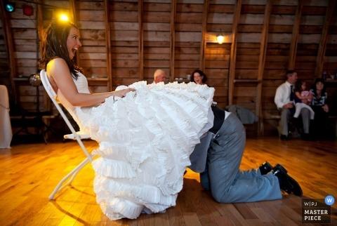 Huwelijksfotograaf Travis Haughton uit Illinois, Verenigde Staten