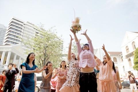 Hochzeits-Fotograf Vutiporn Supanish von Bangkok, Thailand