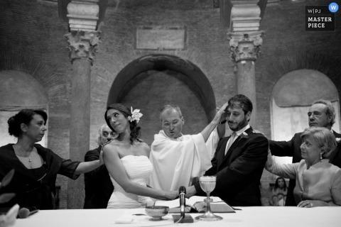 Wedding Photographer Luca Panvini of Roma, Italy
