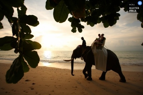 婚禮攝影師Aht Yomyai,泰國