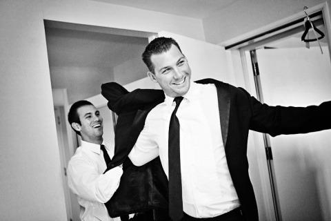 Hochzeitsfotograf Dave Richards, Vereinigte Staaten