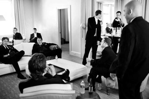Hochzeitsfotograf Aaron Morris, Vereinigte Staaten