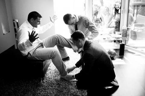 Hochzeitsfotograf Csaba Varga von Budapest, Ungarn