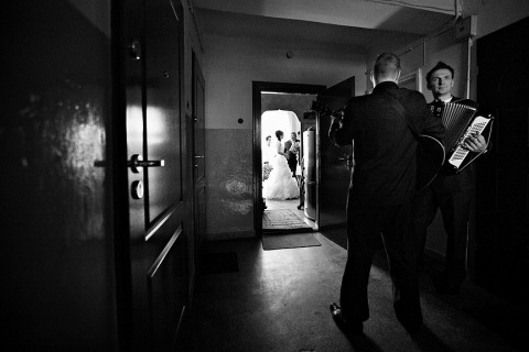 Fotografo di matrimoni Dominika Zarembska di Mazowieckie, Polonia