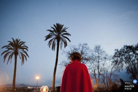 Fotograf ślubny Luca Cappellaro z Roma, Włochy