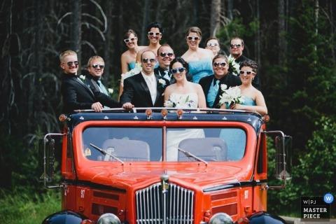 Wedding Photographer Kristine Paulsen of Montana, United States