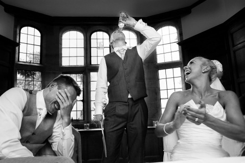 Wedding Photographer Jamie Bott of Devon, United Kingdom