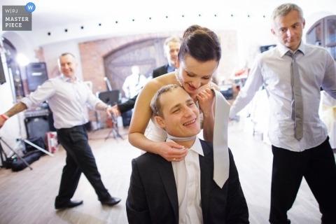 Wedding Photographer Marcin Harla of Pomorskie, Poland