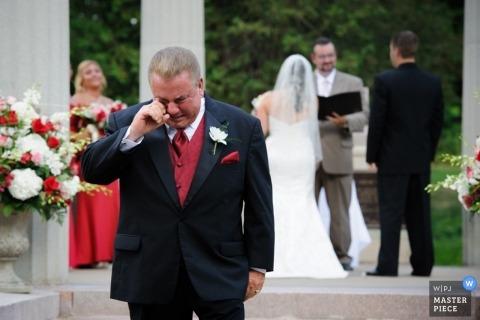 Huwelijksfotograaf Mitch Wojnarowicz uit New York, Verenigde Staten