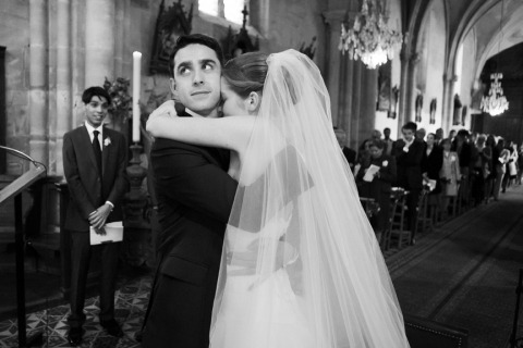Wedding Photographer Dominique Cabrelli of , France