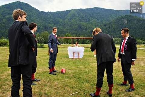 El fotógrafo de bodas Samo Rovan de, Eslovenia