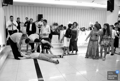 Fotograf ślubny Panagiotis Kounoupas, Grecja