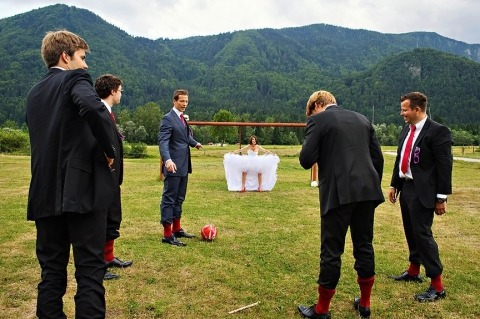 Hochzeitsfotograf Samo Rovan von, Slowenien
