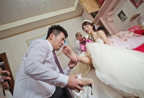 Hochzeitsfotograf He Feng Weiweia von Jiangsu, China