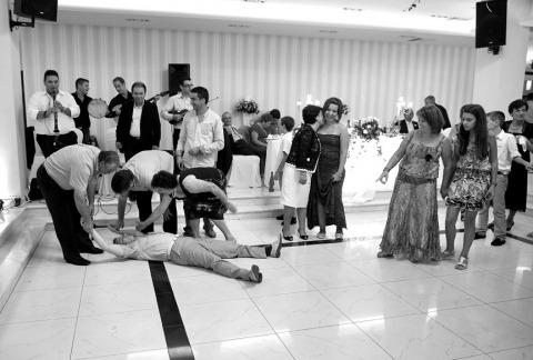 Hochzeitsfotograf Panagiotis Kounoupas von, Griechenland