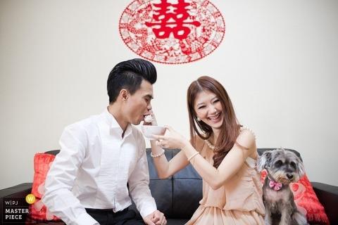 Wedding Photographer Rongfeng Ke of , Hong Kong S.A.R., China