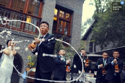 Wedding Photographer Feng Zhe of Shanghai, China