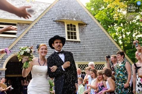 Wedding Photographer Andree Kehn of Maine, United States