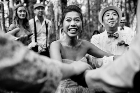 Fotógrafo de bodas Jenna Shouldice de British Columbia, Canadá