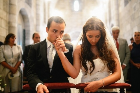 Fotógrafo de bodas luis efigénio de, portugal