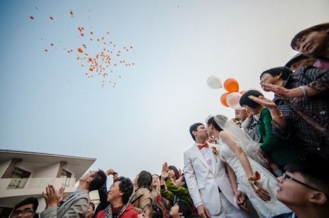 Fotógrafo de bodas Ji Hu de China