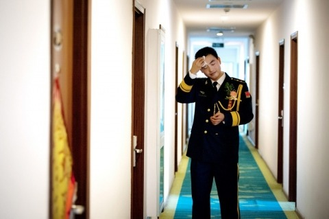 Photographe de mariage Yuchen Wang de Tianjin, Chine