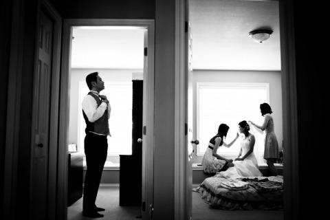 Photographe de mariage Jessie Li de la Colombie-Britannique, Canada