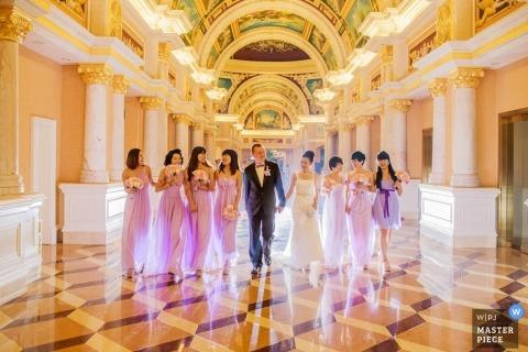 Wedding Photographer Leon Wong of , China