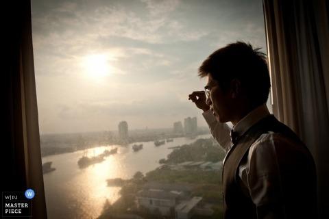 Wedding Photographer Sopon Chienwittayakun of Bangkok, Thailand
