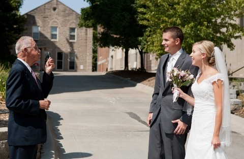 Wedding Photographer Andrea Bibeault of Nebraska, United States