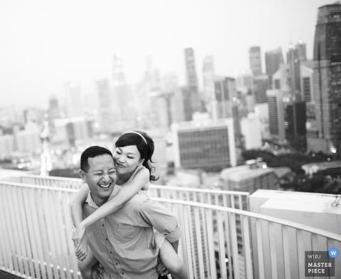 Wedding Photographer Daniel Beh of , Singapore