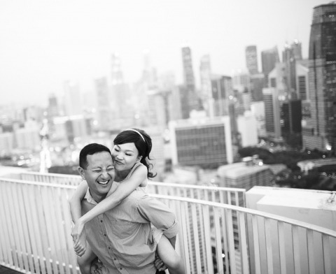 Wedding Photographer Daniel Beh of , Singapore
