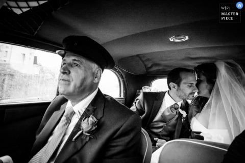 Huwelijksfotograaf William Lambelet van, Frankrijk