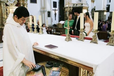 Fotografo Matrimonio Hugo de la Morena di Madrid, Spagna