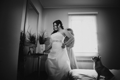 Wedding Photographer Adeline Leonti of Quebec, Canada