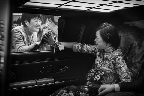 Fotógrafo de bodas Leon Wong de China