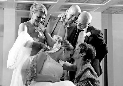 Huwelijksfotograaf Robert David van, Roemenië