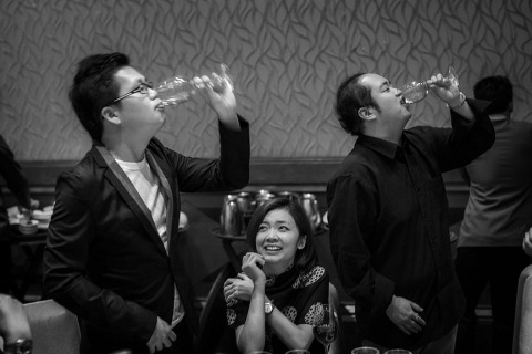 Trouwfotograaf Darren Poh uit Singapore