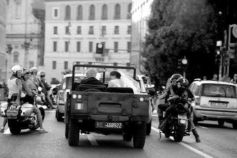 Fotograf ślubny Massimiliano Magliacca z Roma, Włochy
