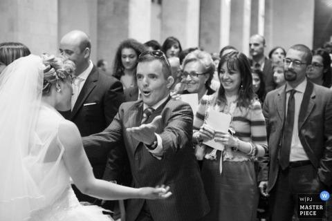 Wedding Photographer Claudio Valerio of , Italy