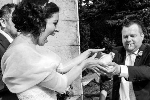 Fotógrafo de bodas Riccardo Bestetti de Lecco, Italia