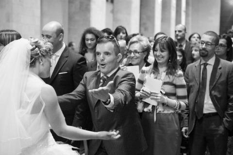 Photographe de mariage Claudio Valerio de, Italie