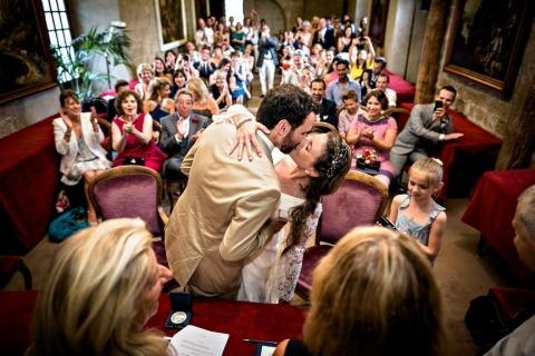 Fotógrafo de bodas Fred Bruneau de, Francia