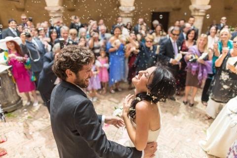 El fotógrafo de bodas Andrea Tappo de Terni, Italia