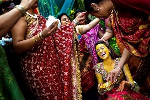 Fotógrafo de bodas Virginia Gimeno de Madrid, España