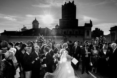 Fotógrafo de bodas Luca Cappellaro de Roma, Italia
