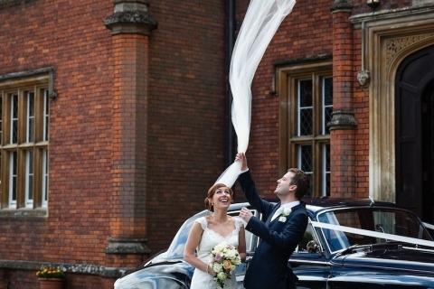 Hochzeitsfotograf Lyndsey Goddard von London, Vereinigtes Königreich